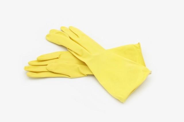 HST 黄色/红色手套
