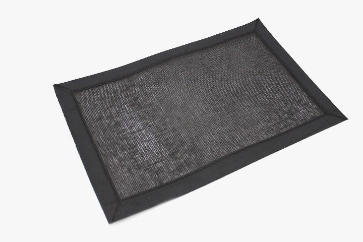 HWFBB 黑无妨布包边桌垫 30x46cm 20张