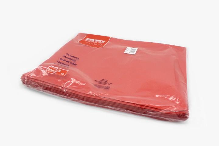 HZDR 红桌垫 30x40cm 2500张