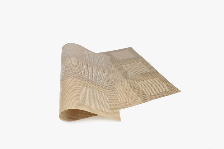 JBS12GHHG 黄灰渐变色12方格塑料桌垫 30x45cm 20张