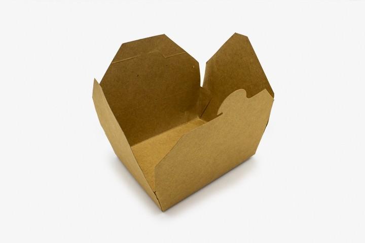4HCH 方形环保纸盒 200 个