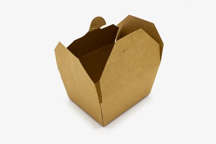 5HCH 方形环保纸盒 500 个