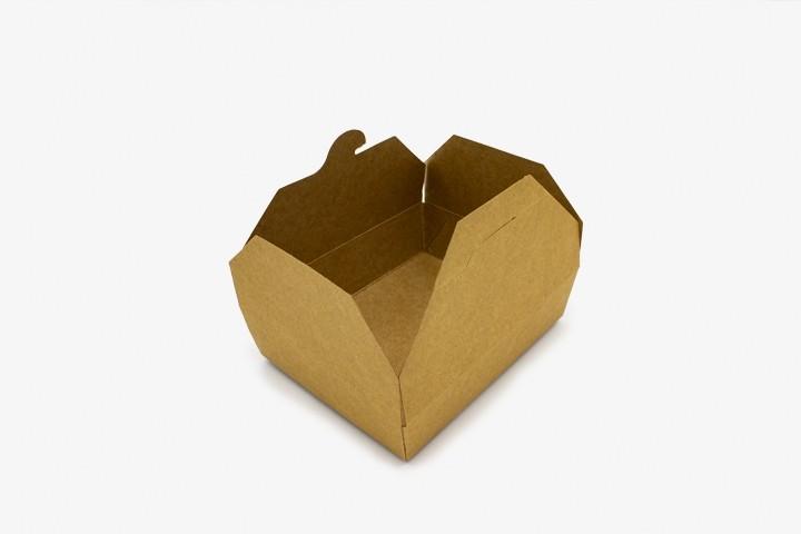 6HCH 方形环保纸盒 200 个