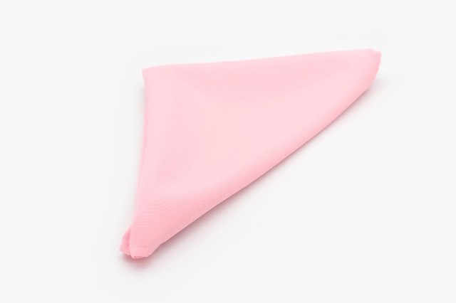 KJ50X50P 粉色口巾 40个