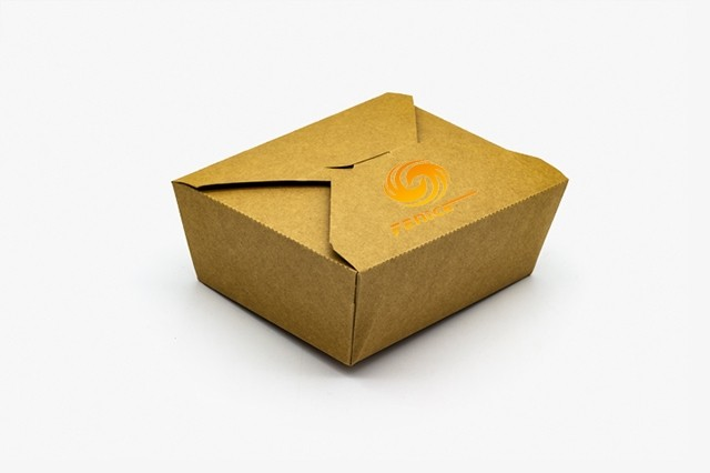 3HCH 个人订制方形环保纸盒 20000 个