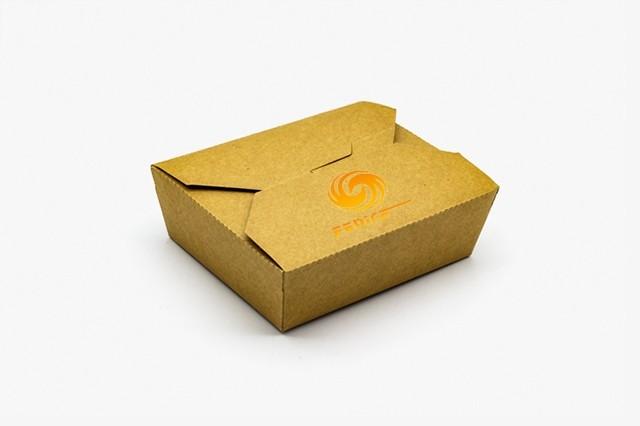 4HCH 个人订制方形环保纸盒 20000 个
