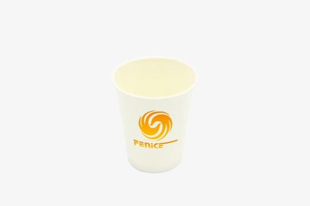 ZB120CCB 个人订制白纸杯+盖 120ml 20000只