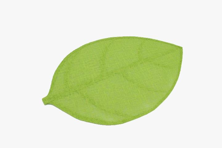 LSYZD 绿色树叶无纺布桌垫 30x45cm 20张