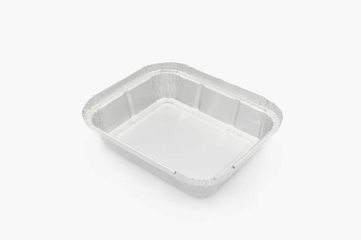 R09L 铝箔打包盒 一份浅连盖 1600只