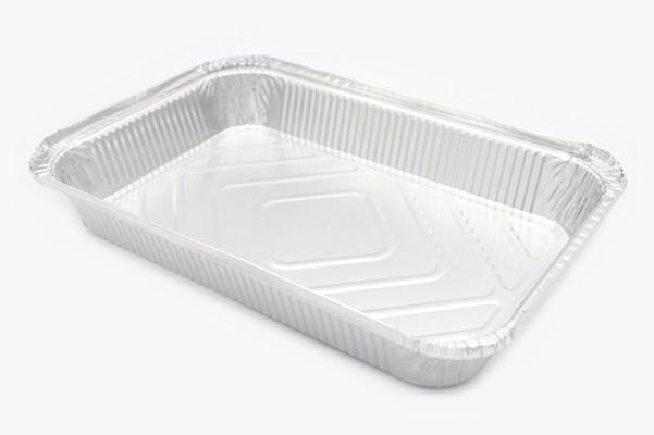 R49L 铝箔打包盒 七份盒 可加盖 450只