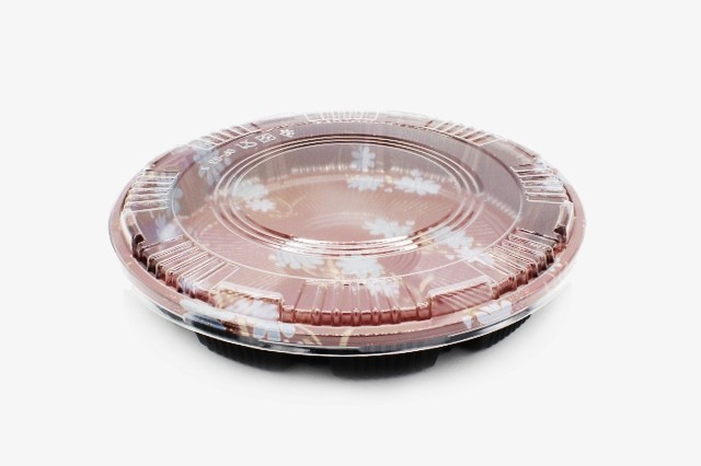 SA63 红寿司圆盘 100只