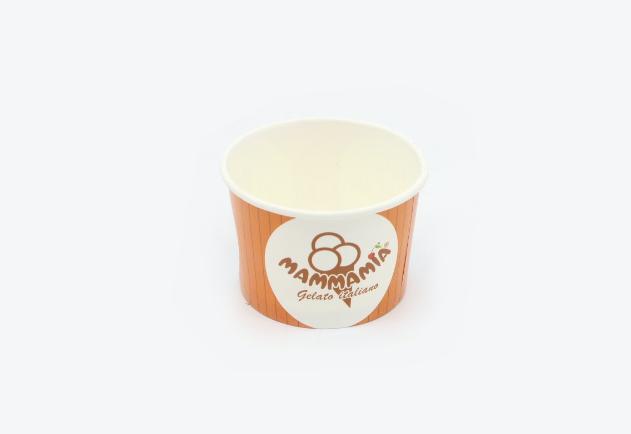 DZQL200ML 个人定制定制冰淇淋印花纸杯 200ml 45000只