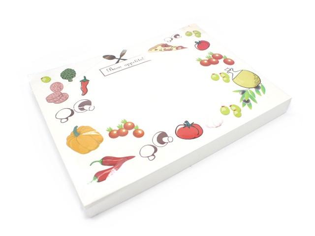 SGZD 水果桌垫 30x40cm 2500张