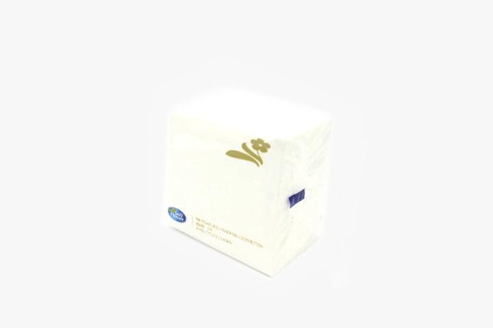T25BS 白餐巾纸 25x25cm 3000张