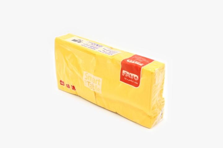 T25HGF 黄色餐巾纸 25x25cm 3000张