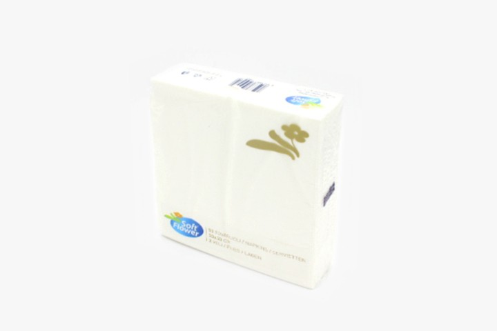 T33BS 白色餐巾纸 33x33cm 2400张