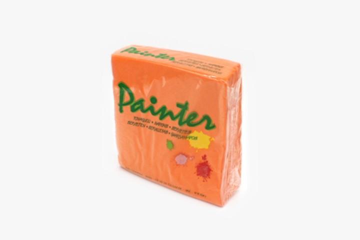 T33CP 橙色餐巾纸33x33cm 2400张