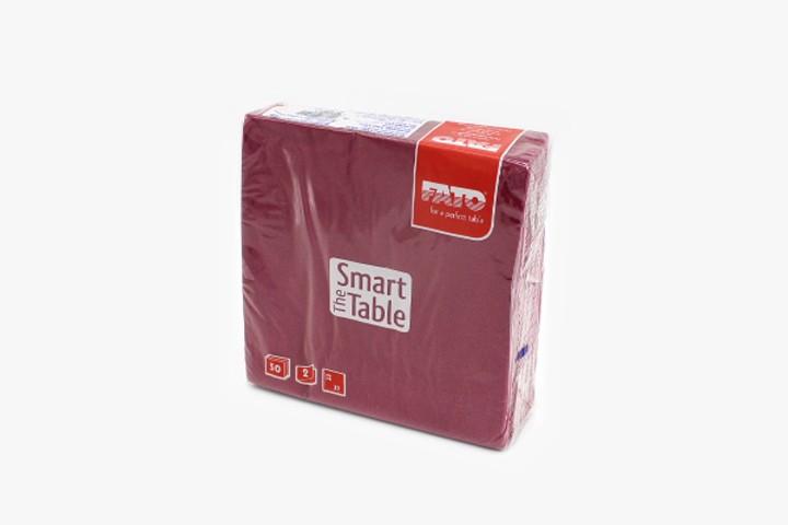 T33ZV 枣红色餐巾纸 33x33cm 1200张