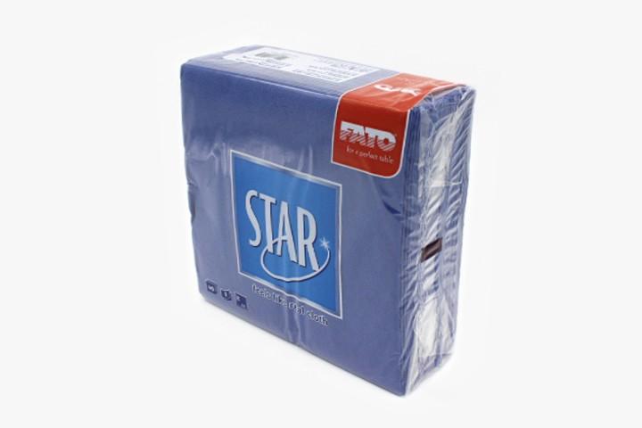 T38LBF 蓝色餐巾纸 38x38cm 1200张