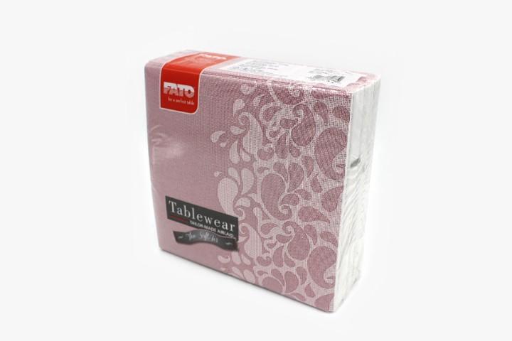 T40ZH 紫花无尘餐巾纸 40x40cm 800张