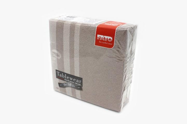 T40ZTM 棕条无尘餐巾纸 40x40cm 800张