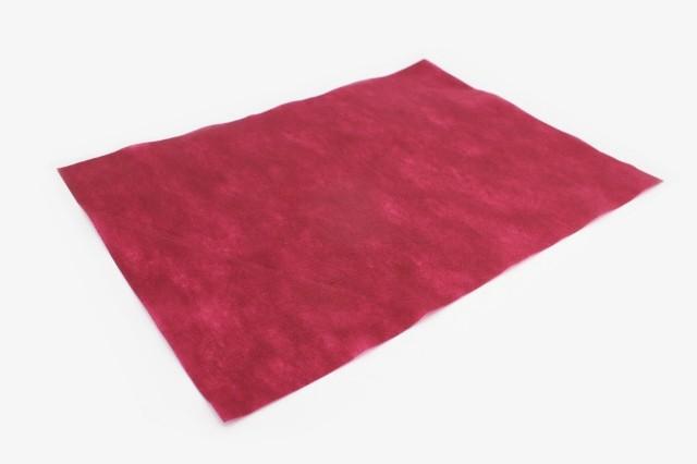 WFZDZ 无妨酒红色桌垫 30x40cm 750张