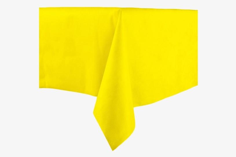 ZB105x105G 黄色桌布 105x105cm 20条