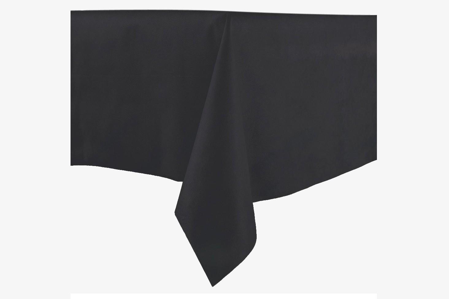 ZB105x105HN 黑色桌布 105x105cm 20条