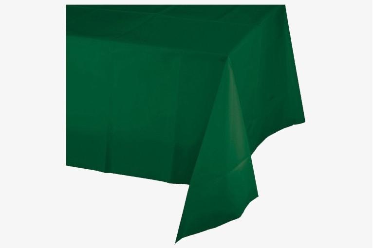 ZB150x150V 绿色桌布 150x150cm 50只