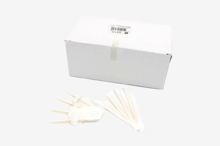 ZBYQ 纸包牙签 6盒
