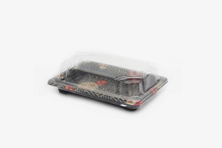 SZ0.8 印花寿司盒 500只
