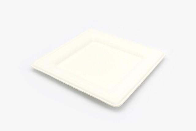 ZJP10 纸浆正方盘 26x26cm 500只