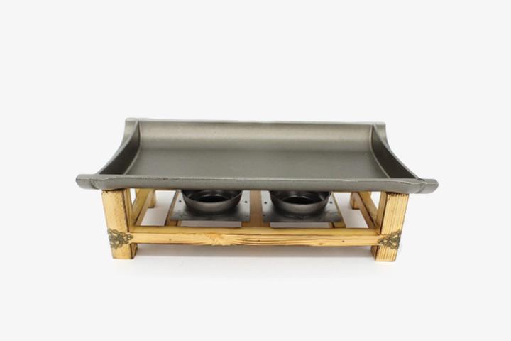 ZJTB37 竹节陶板大 1组