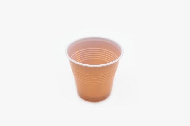 ZK80CC 棕色塑料咖啡杯80ml 4800只