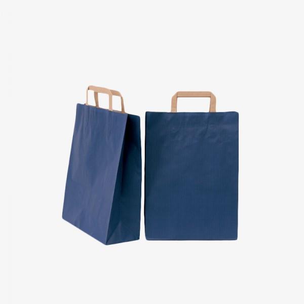 26x40BLU 手提纸袋 26x40x12cm 325个