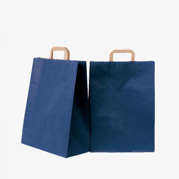 32x45BLU 手提纸袋 32x45x10cm 250个
