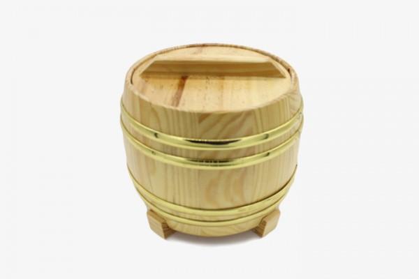 BSJTXMP16 本色酒桶形木桶 2套