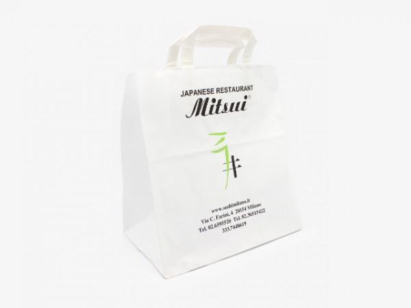 个人定制纸袋 26x26x17.5cm 15000只