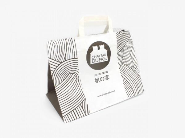 个人定制纸袋 32x23x20cm 15000只