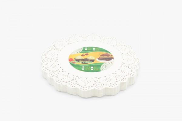 YXHDZ7.5 圆形花纸垫 19cm 1600张