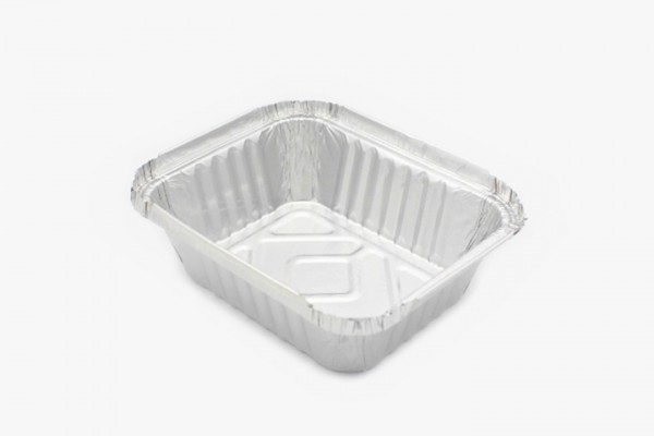 R46L 铝箔打包盒 一份连盖 3600只