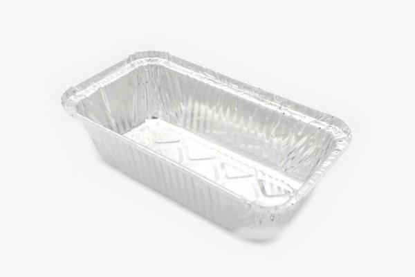R95L 铝箔打包盒 两份连盖 1200只