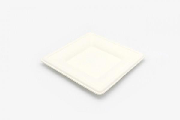 ZJP6 纸浆正方盘 16x16cm 1000只